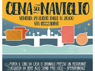 Cena Sul Naviglio