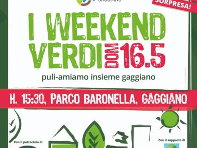 Weekend Verde 15 Maggio